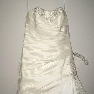 Mari Lee Beaded Wedding Gown